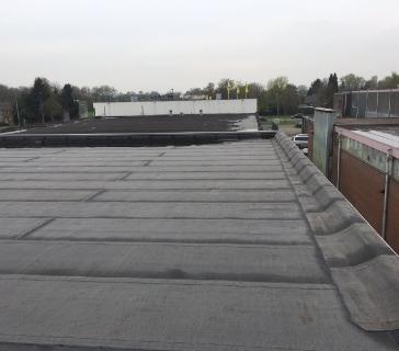 Platte daken